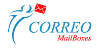 Logo design for Correo Mail Boxes